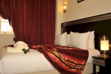 Hotel Riad Benatar: Camera Vista Mare ESSAOUIRA