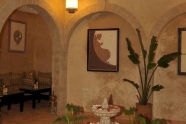 Hotel Riad Benatar: Garage ESSAOUIRA
