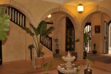Hotel Riad Benatar: Lobby ESSAOUIRA