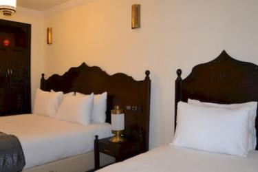 Hotel Riad Benatar: Mappa del Piano ESSAOUIRA