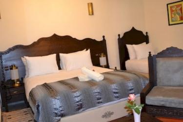 Hotel Riad Benatar: Montagna ESSAOUIRA