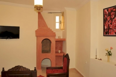Hotel Riad Benatar: Ristorante ESSAOUIRA
