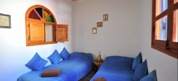 Hotel Dar Rahaothello: Centro Affari ESSAOUIRA
