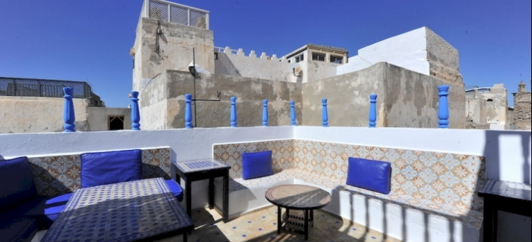Hotel Dar Rahaothello: Night Club ESSAOUIRA