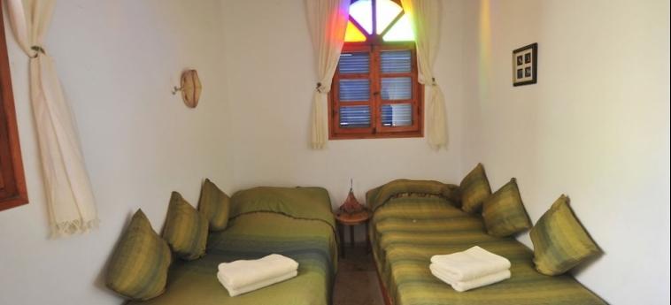 Hotel Dar Rahaothello: Vista sullo skyline ESSAOUIRA