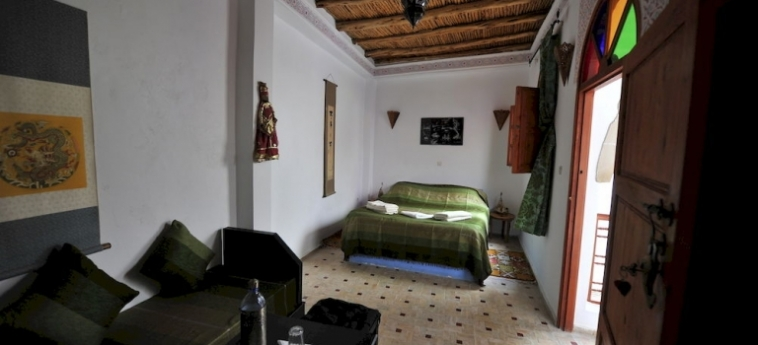 Hotel Dar Rahaothello: Room - Club Single ESSAOUIRA