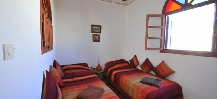 Hotel Dar Rahaothello: Japanese style room ESSAOUIRA