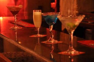 Hotel Riad Le Mechouar: Bar ESSAOUIRA