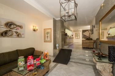 Hotel Caracas Playa: Lobby ESTEPONA - COSTA DEL SOL