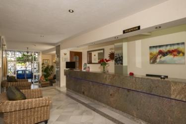 Hotel Caracas Playa: Reception ESTEPONA - COSTA DEL SOL