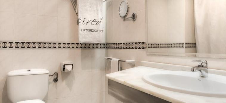 Hotel Oh Diana Park : Bagno ESTEPONA - COSTA DEL SOL