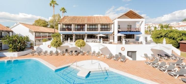 Hotel Oh Diana Park : Facciata ESTEPONA - COSTA DEL SOL