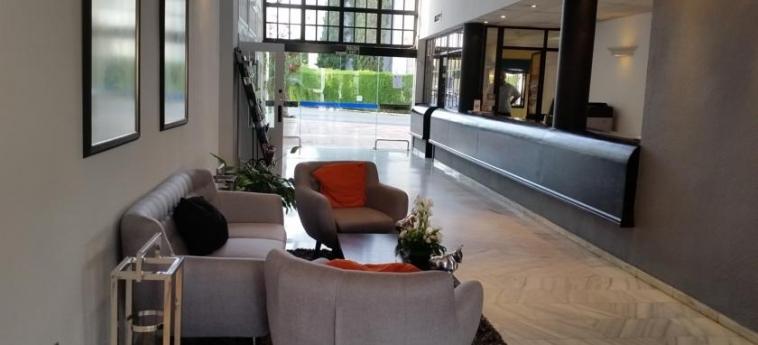 Hotel Oh Diana Park : Reception ESTEPONA - COSTA DEL SOL