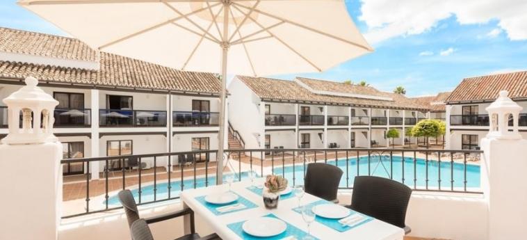 Hotel Oh Diana Park : Terrazza ESTEPONA - COSTA DEL SOL