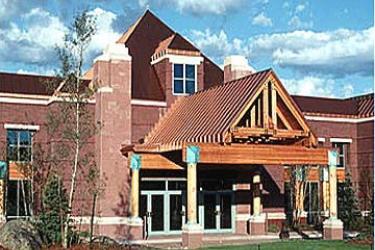 The Ridgeline Hotel Estes Park: Extérieur ESTES PARK (CO)