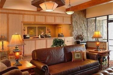 The Ridgeline Hotel Estes Park: Lobby ESTES PARK (CO)