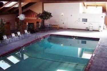 The Ridgeline Hotel Estes Park: Piscine Couverte ESTES PARK (CO)