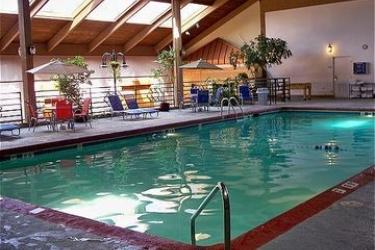 The Ridgeline Hotel Estes Park: Swimming Pool ESTES PARK (CO)