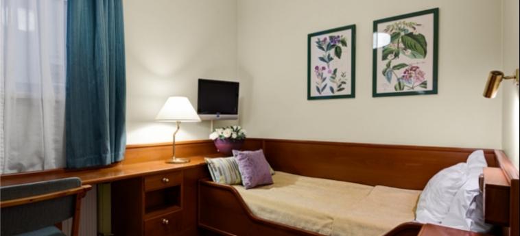 Hotel Terminus: Habitación Singula ESTOCOLMO