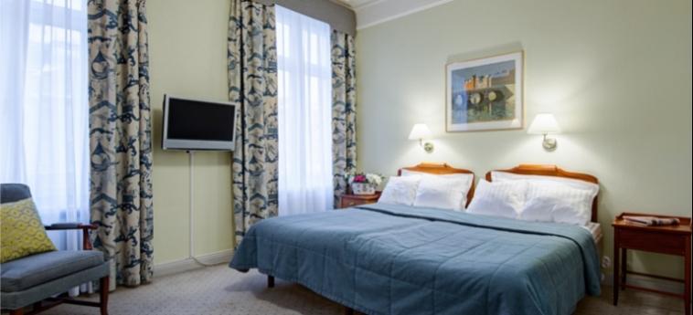 Hotel Terminus: Habitación ESTOCOLMO