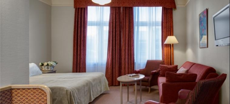 Hotel Terminus: Interior ESTOCOLMO
