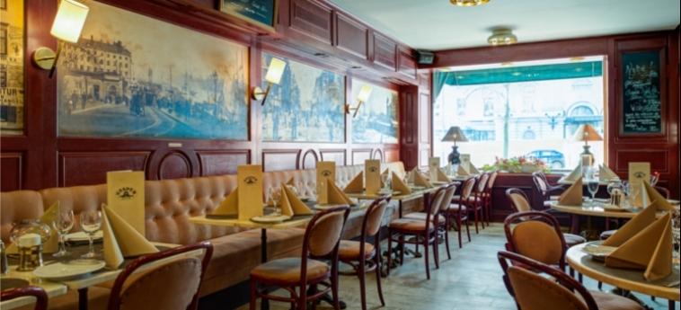 Hotel Terminus: Restaurante ESTOCOLMO