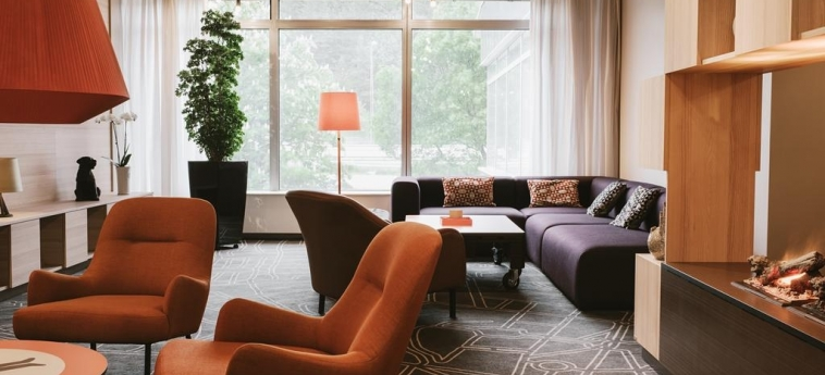 Hotel Scandic Jarva Krog: Hall ESTOCOLMO