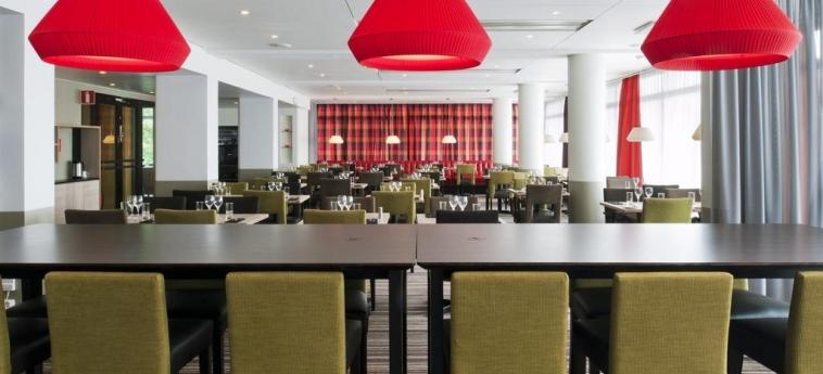 Hotel Scandic Jarva Krog: Restaurante ESTOCOLMO
