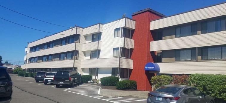 Hotel Best Western Cascadia Inn: Außen EVERETT (WA)