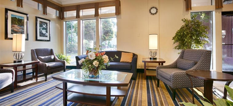 Hotel Best Western Cascadia Inn: Lobby EVERETT (WA)