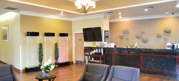 Hotel Best Western Cascadia Inn: Reception EVERETT (WA)
