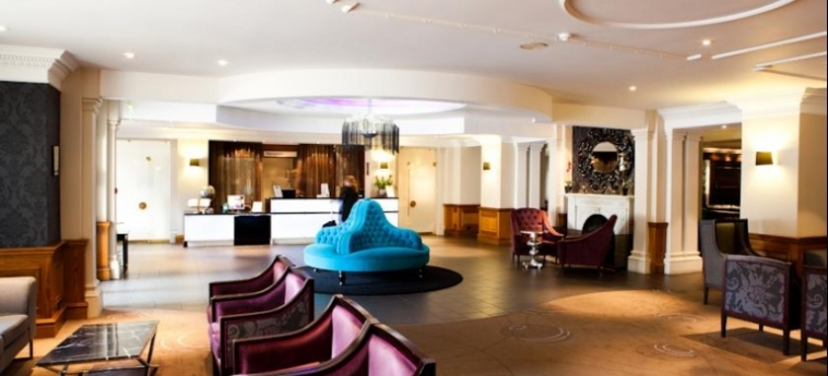 Mercure Southgate Hotel Exeter: Reception EXETER