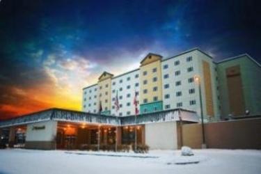 Westmark Fairbanks Hotel Conference Center: Extérieur FAIRBANKS (AK)