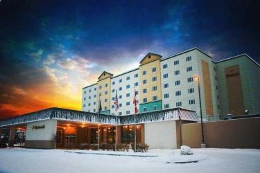 Westmark Fairbanks Hotel Conference Center: Exterieur FAIRBANKS (AK)