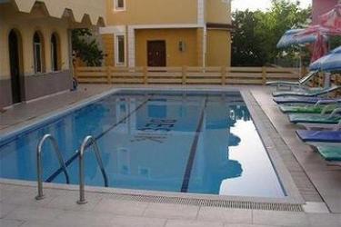 Besik Hotel: Apartement Minerva FETHIYE
