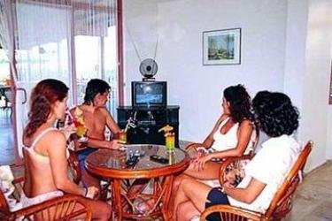 Ceren Hotel: Badezimmer - Suite FETHIYE