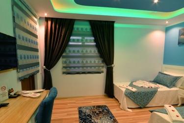 Hotel Kayi : Außen Restaurant FETHIYE