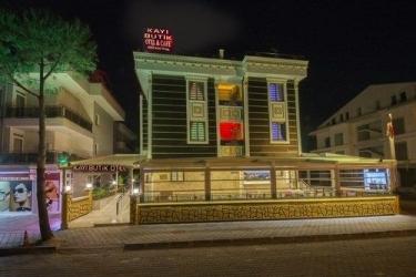 Hotel Kayi : Außen FETHIYE