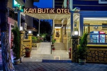 Hotel Kayi : Hotel Davor-Abend/Nacht FETHIYE