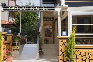 Hotel Kayi : Eingang FETHIYE