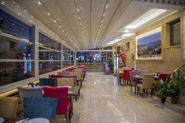 Hotel Kayi : Restaurant FETHIYE
