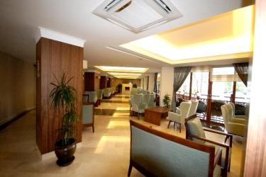 Club & Hotel Letoonia : Lobby FETHIYE