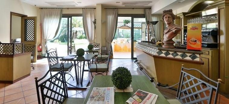 Hotel Best Western Park: Bar FIANO ROMANO - ROME
