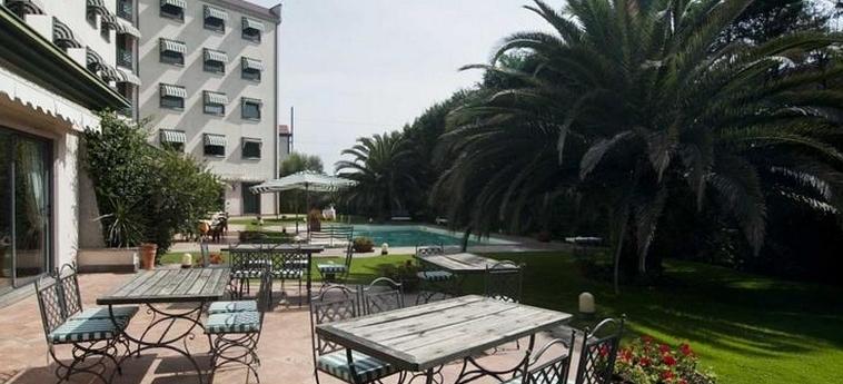 Hotel Best Western Park: Jardin FIANO ROMANO - ROME