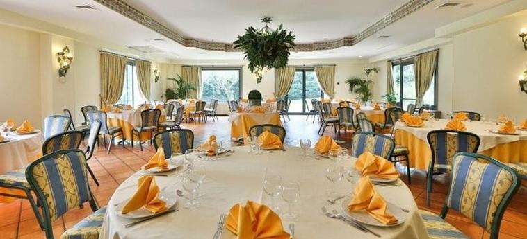 Hotel Best Western Park: Restaurant FIANO ROMANO - ROME