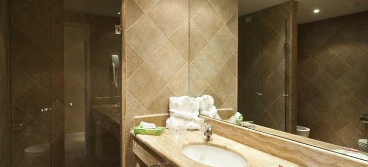 Hotel Best Western Park: Salle de Bains FIANO ROMANO - ROME