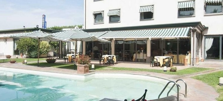 Hotel Best Western Park: Swimming Pool FIANO ROMANO - ROME