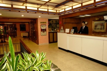 Hotel Trave: Lobby FIGUERES