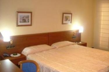 Hotel Trave: Schlafzimmer FIGUERES