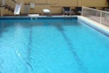 Hotel Trave: Swimming Pool FIGUERES